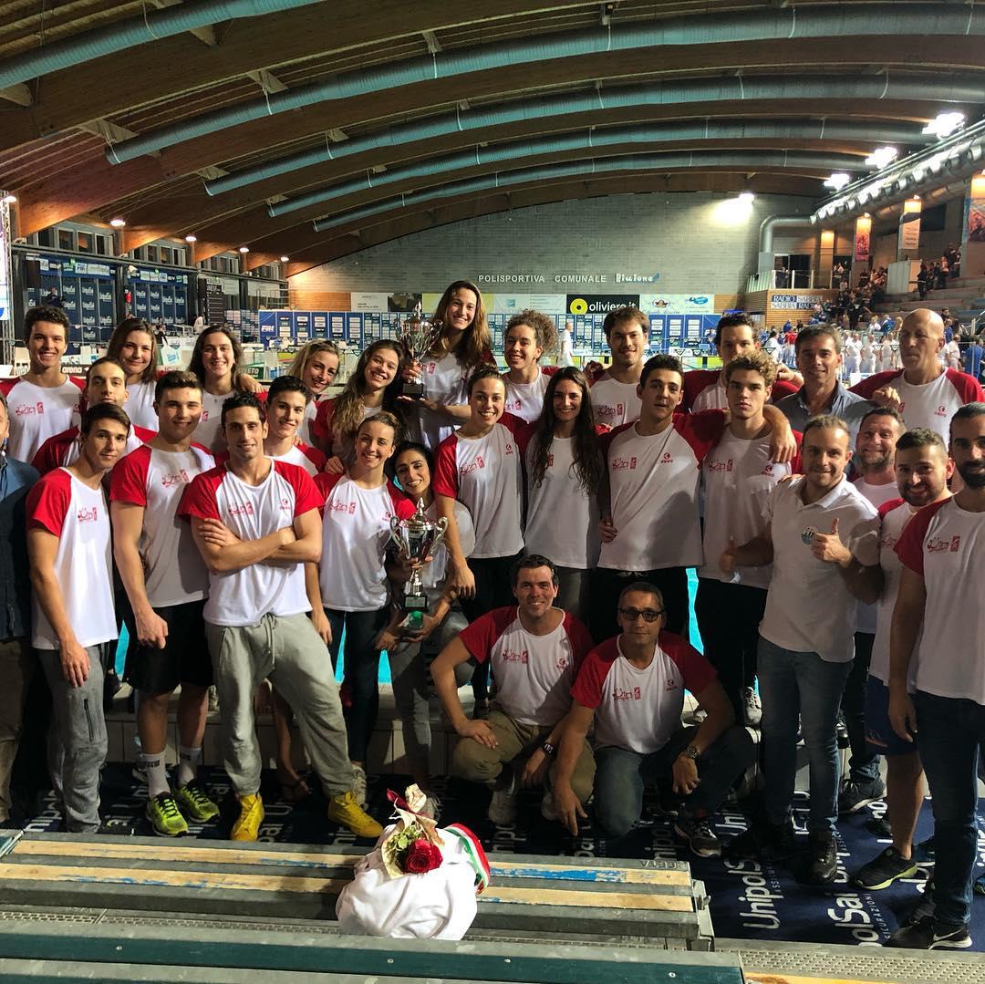 Congratulazioni a Insport Rane Rosse per questo fantastico Campionato Italiano A…