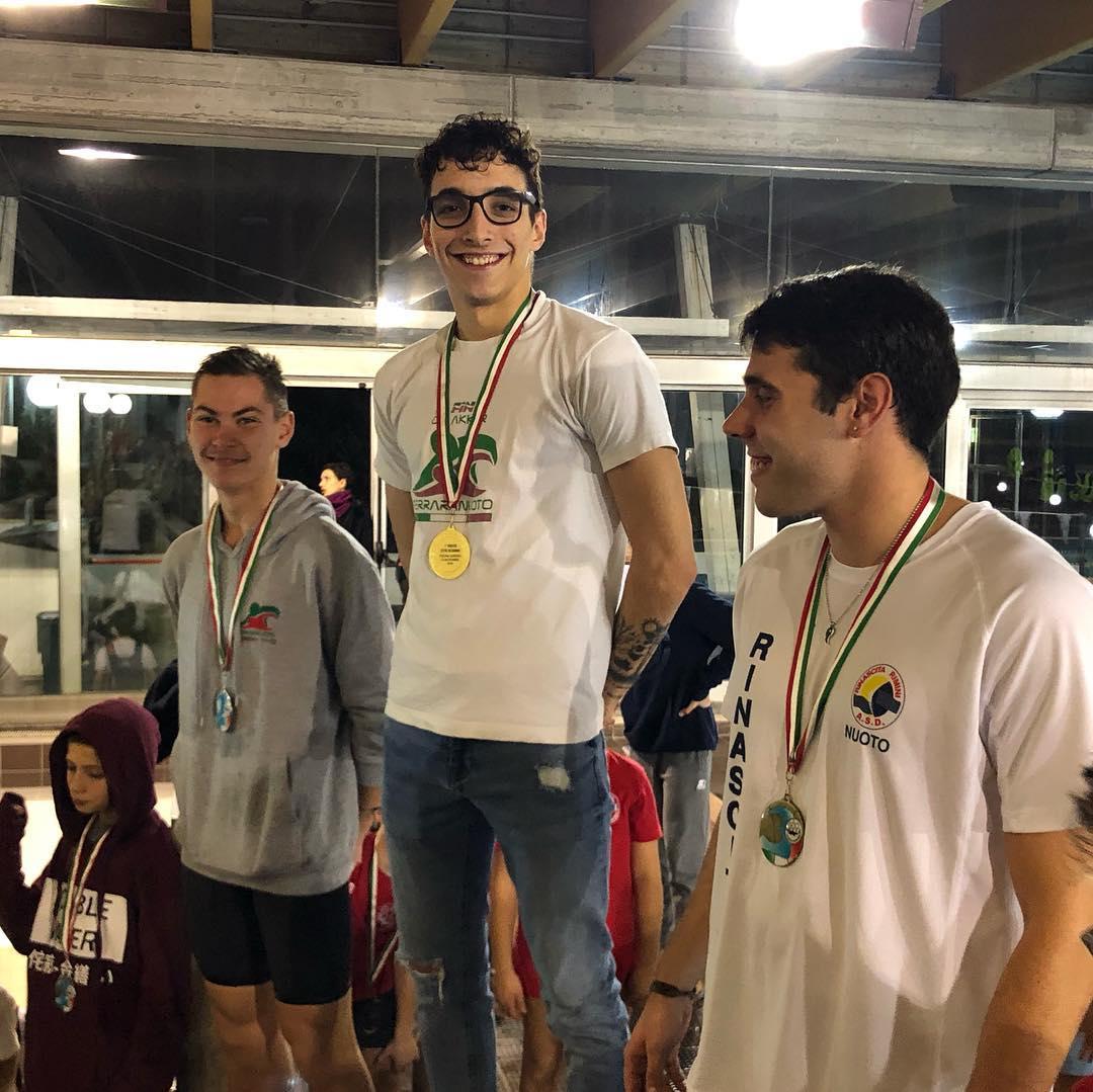 Trofeo Garden Rimini – parte 2. Domenica 25 novembre scorso sono scesi in acqua …
