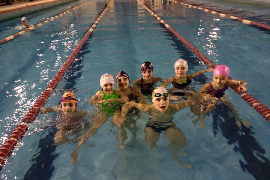 Il Gruppo Swim&Fun