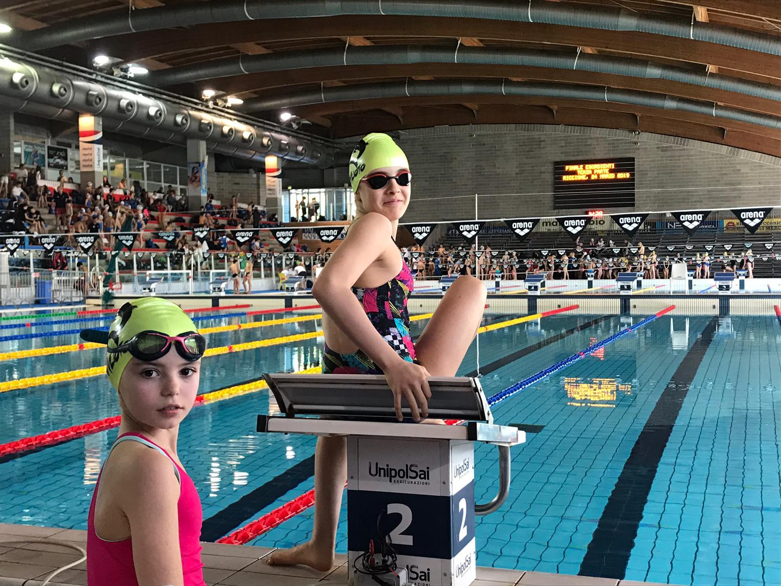 Ferrara Nuoto al GP Esordienti