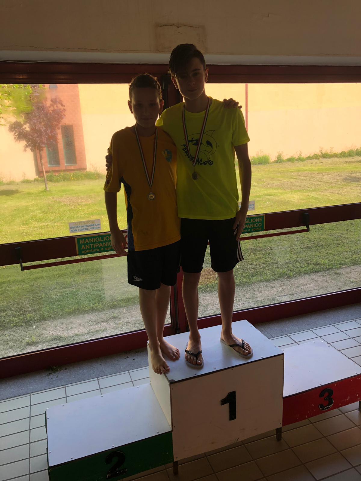 Grandi risultati per Ferrara Nuovo e In Sport Rane Rosse ai Campionati Regionali di Salvamento