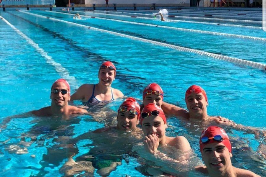 Gli atleti di Ferraranuoto al Trofeo Nicola Ferrante di Palermo