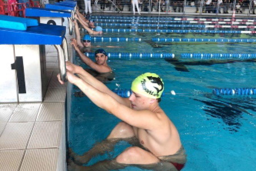 Federico Marchetti si qualifica per i campionati assoluti FINP