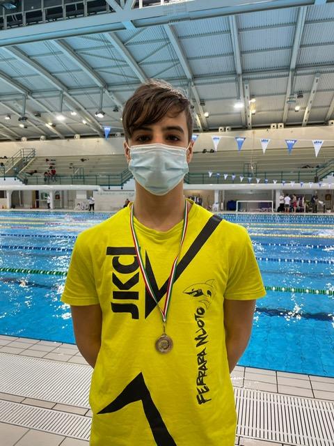 Ferrara Nuoto fa incetta di medaglie ai Campionati Regionali di fondo indoor
